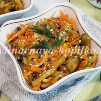 Самый дешевый и быстрый салат из моркови по-корейски