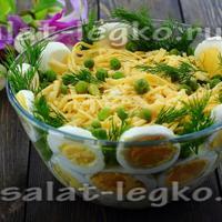 Потрясающий яичный салат покорил сердца многих